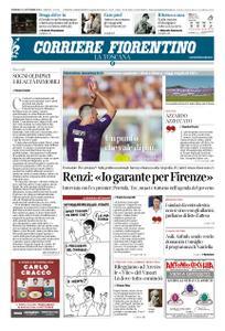 Corriere Fiorentino La Toscana – 15 settembre 2019