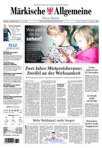Märkische Allgemeine Dosse Kurier - 27. Dezember 2017