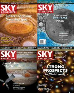 Sky & Telescope 2016 Full Year Collection