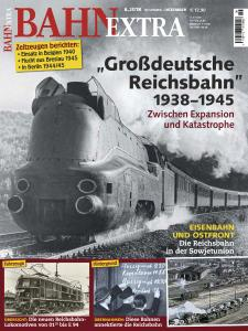Bahn Extra - November-Dezember 2018