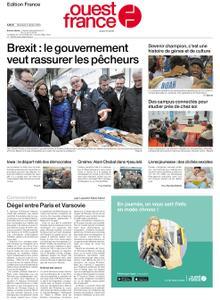 Ouest-France Édition France – 05 février 2020