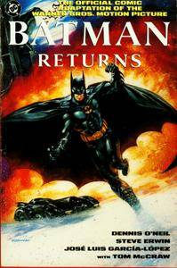 Batman Returns - The Official Comic Adaptation 1992