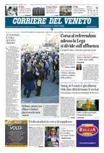Corriere del Veneto Venezia e Mestre - 15 Ottobre 2017