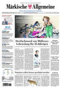 Neue Oranienburger Zeitung - 03. Februar 2018