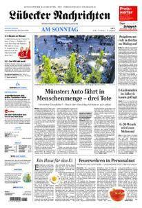 Lübecker Nachrichten Ostholstein Süd - 08. April 2018