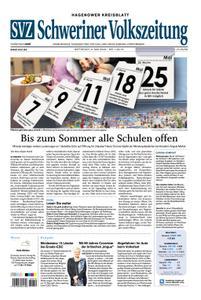 Schweriner Volkszeitung Hagenower Kreisblatt - 06. Mai 2020