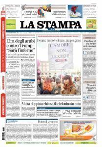 La Stampa Torino Provincia e Canavese - 7 Dicembre 2017