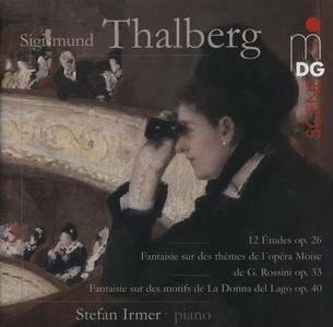 Stefan Irmer - Sigismund Thalberg: Piano Music (2009) Repost