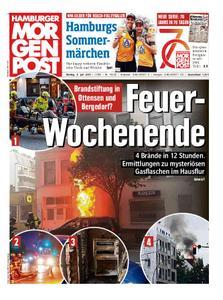 Hamburger Morgenpost – 08. Juli 2019