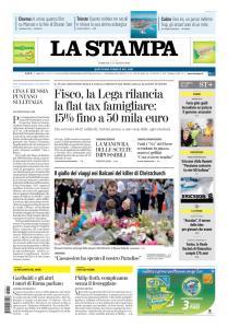 La Stampa Torino Provincia e Canavese - 17 Marzo 2019