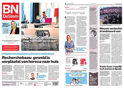 BN DeStem - Bergen op Zoom – 17 april 2020