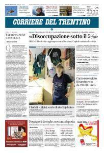Corriere del Trentino - 1 Maggio 2018