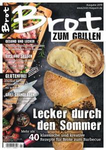 Brot Sonderheft - Zum Grillen 2019
