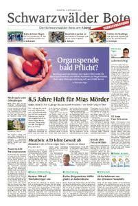 Schwarzwälder Bote Hechingen - 04. September 2018
