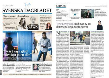 Svenska Dagbladet – 04 februari 2018
