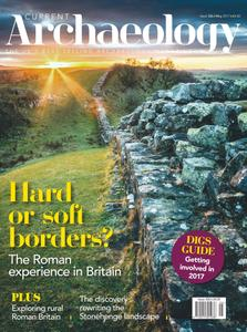 Current Archaeology - Issue 326