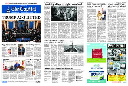 The Capital – February 06, 2020