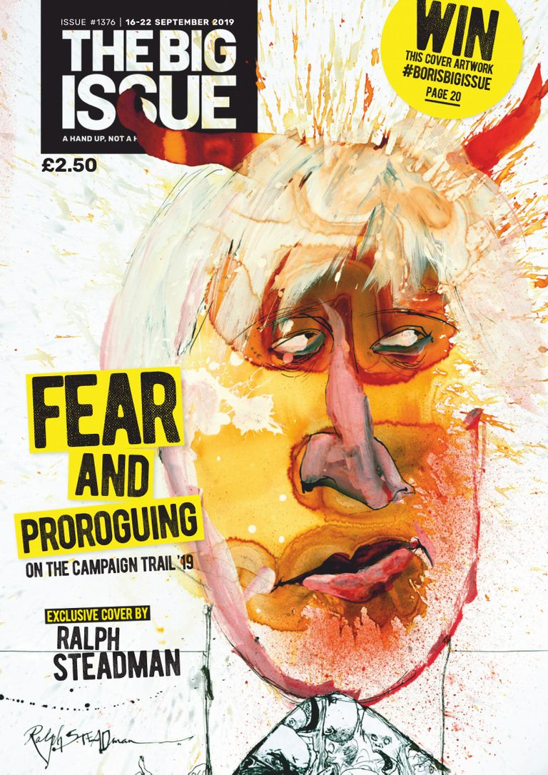 The Big Issue - September 16, 2019