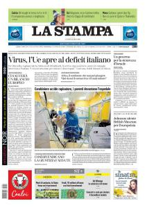 La Stampa Imperia e Sanremo - 2 Marzo 2020