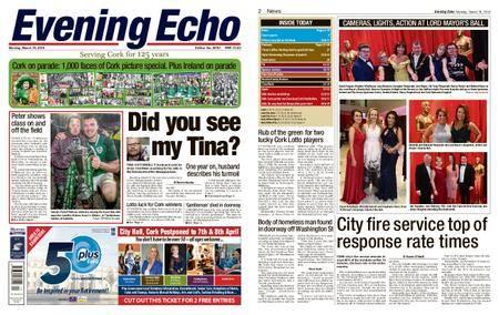 Evening Echo – March 19, 2018