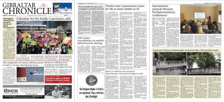 Gibraltar Chronicle – 02 March 2020