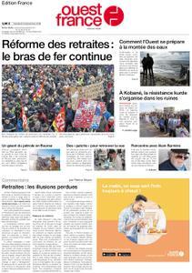 Ouest-France Édition France – 06 décembre 2019