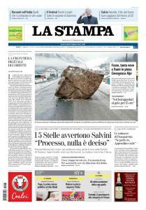 La Stampa Torino Provincia e Canavese - 3 Febbraio 2019