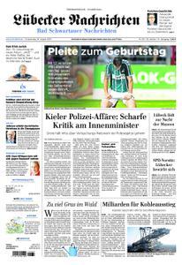 Lübecker Nachrichten Bad Schwartau - 29. August 2019