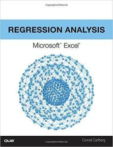 Regression Analysis Microsoft Excel (repost)