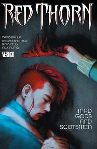 Vertigo-Red Thorn Vol 02 Mad Gods And Scotsmen 2017 Retail Comic eBook