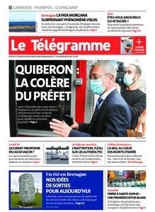 Le Télégramme Guingamp – 25 juillet 2020