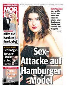 Hamburger Morgenpost - 18. Oktober 2017