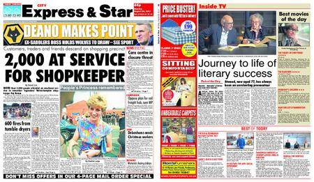 Express and Star City Edition – August 28, 2017