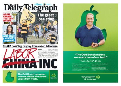 The Daily Telegraph (Sydney) – October 09, 2019