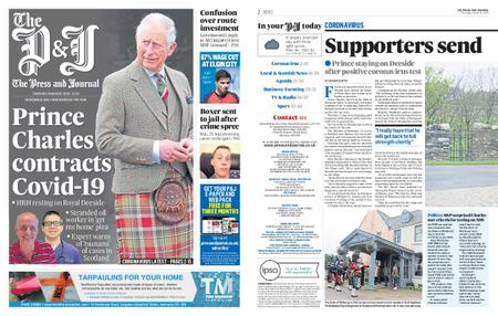 The Press and Journal Moray – March 26, 2020