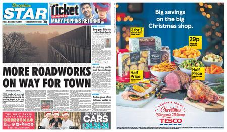 Shropshire Star Shrewsbury Edition – December 21, 2018
