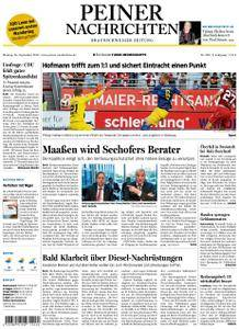 Peiner Nachrichten - 24. September 2018