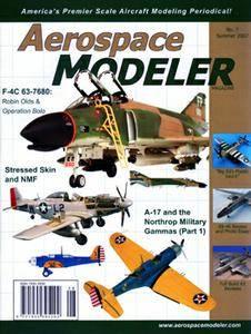 Aerospace Modeler №7 - Summer 2007
