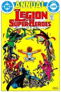 Legion of Super-Heroes Annual 001 digital