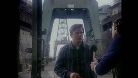 Martin Scorsese Presents: Masterpieces of Polish Cinema Volume 1. Człowiek z Żelaza / Man of Iron (1981)