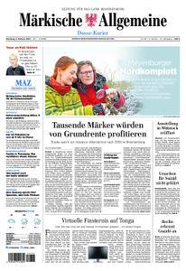 Märkische Allgemeine Dosse Kurier - 05. Februar 2019