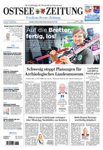 Ostsee Zeitung Wolgast - 05. Februar 2019