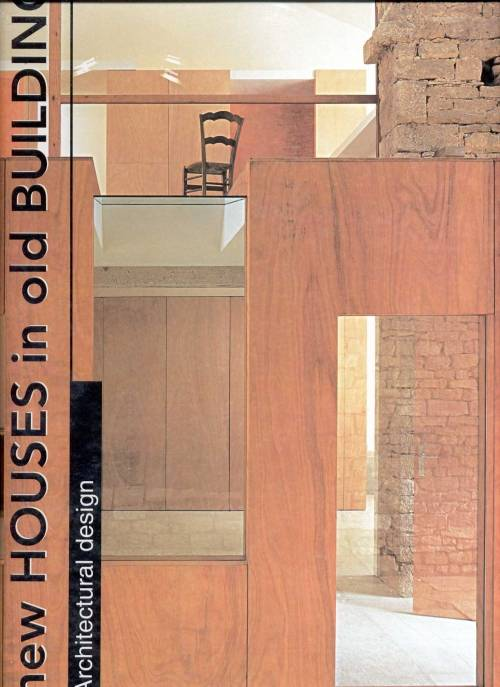New houses in old buildings - Architectural design