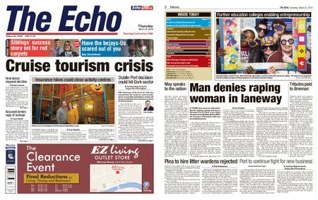 Evening Echo – March 21, 2019