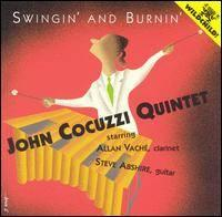 John Cocuzzi Quintet - Swingin' and Burnin' (2000)