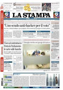 La Stampa Torino Provincia e Canavese - 19 Ottobre 2017