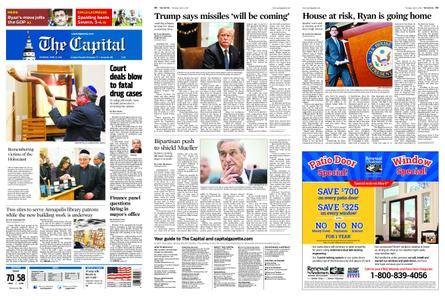 The Capital – April 12, 2018
