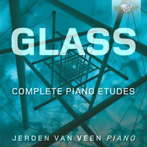 Jeroen van Veen - Glass: Complete Piano Etudes (2017) [Official Digital Download]