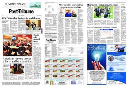 Post-Tribune – May 25, 2018