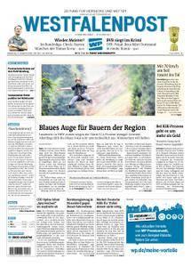 Westfalenpost Wetter - 21. August 2018